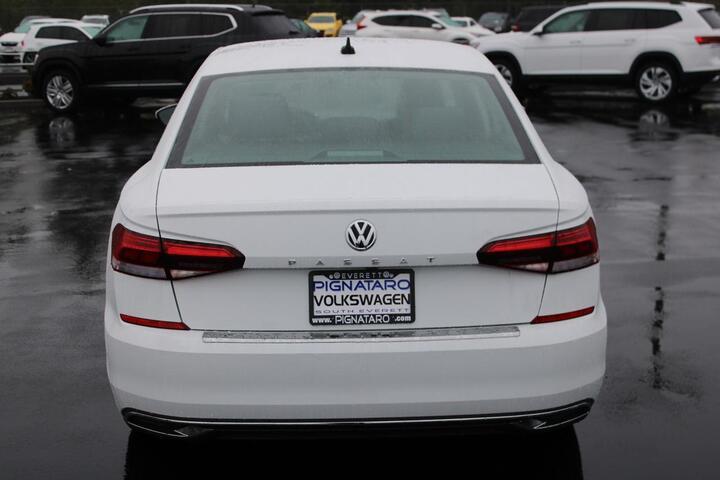 2022 Volkswagen Passat 2.0T SE Everett WA