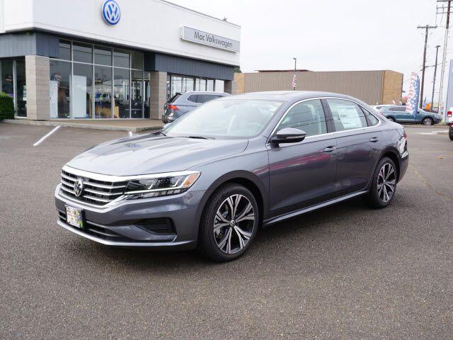 2022 Volkswagen Passat 2.0T SE McMinnville OR