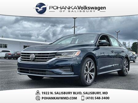 2022_Volkswagen_Passat_2.0T SE_ Salisbury MD