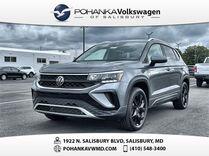 2022 Volkswagen Taos 1.5T SE 4Motion