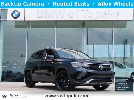 2022 Volkswagen Taos 1.5T SE Kansas City KS