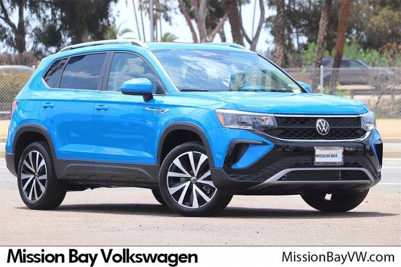 2022 Volkswagen Taos 1.5T SE San Diego CA