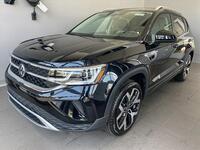 Volkswagen Taos 1.5T SEL 4Motion 2022