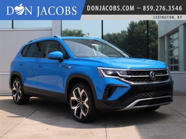 2022 Volkswagen Taos 1.5T SEL 4Motion Lexington KY