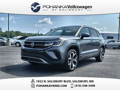 2022_Volkswagen_Taos_1.5T SEL 4Motion_ Salisbury MD