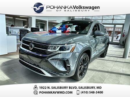 2022_Volkswagen_Taos_1.5T SEL_ Salisbury MD