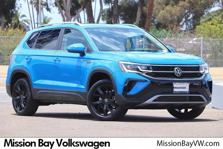2022 Volkswagen Taos 1.5T SEL San Diego CA