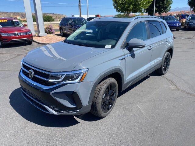 2022 Volkswagen Taos 1.5T SEL St. George UT