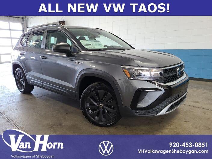 2022 Volkswagen Taos S Sheboygan WI