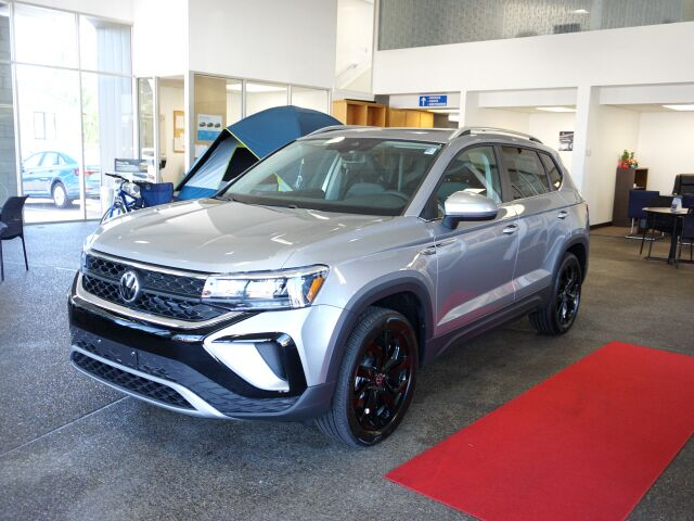 2022 Volkswagen Taos SE McMinnville OR