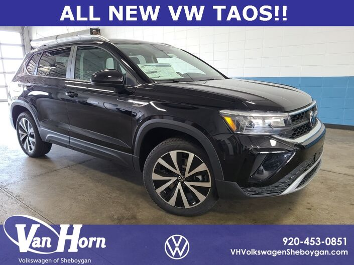 2022 Volkswagen Taos SE Sheboygan WI
