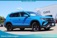 2022_Volkswagen_Taos_SEL_ Clovis CA