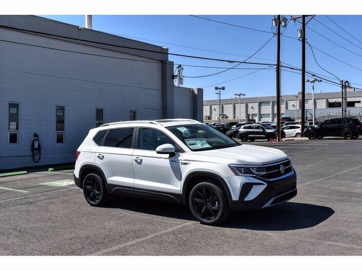 2022 Volkswagen Taos SEL El Paso TX