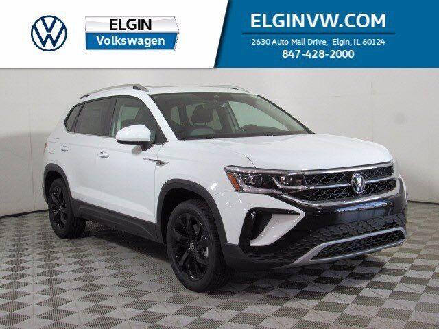 2022 Volkswagen Taos SEL Elgin IL