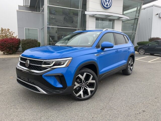 2022 Volkswagen Taos SEL Keene NH