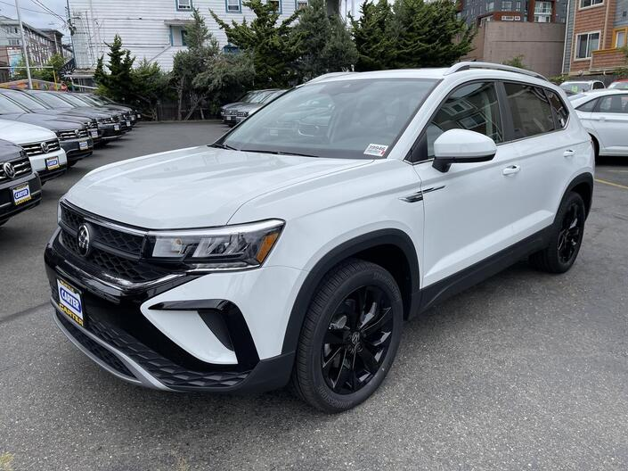 2022 Volkswagen Taos SOLD: 4MOTION SE w/Moonroof Seattle WA