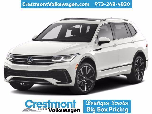 2022 Volkswagen Tiguan 2.0T SE 4MOTION Pompton Plains NJ