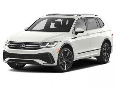 2022 Volkswagen Tiguan 2.0T SE R-Line Black 4MOTION Pompton Plains NJ