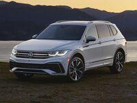 Volkswagen Tiguan 2.0T SEL R-Line 4Motion 2022