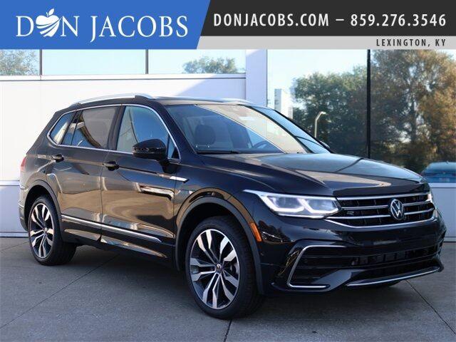 2022 Volkswagen Tiguan 2.0T SEL R-Line 4Motion Lexington KY