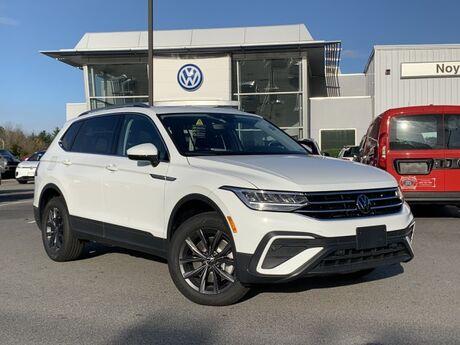 2022 Volkswagen Tiguan SE Keene NH
