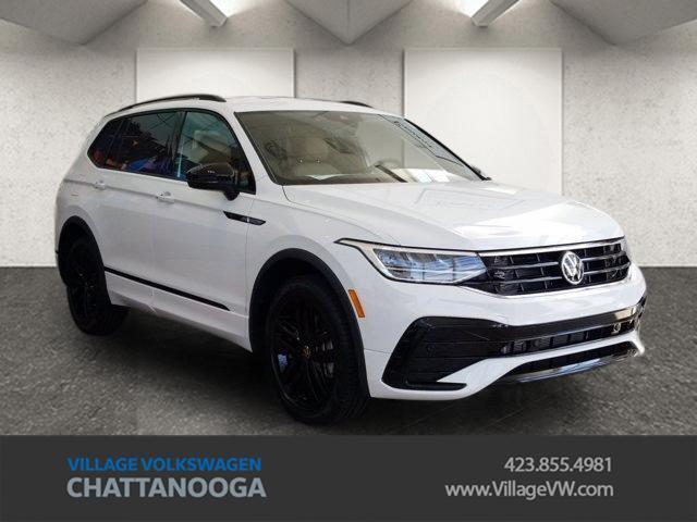 2022 Volkswagen Tiguan SE R-Line Black Chattanooga TN