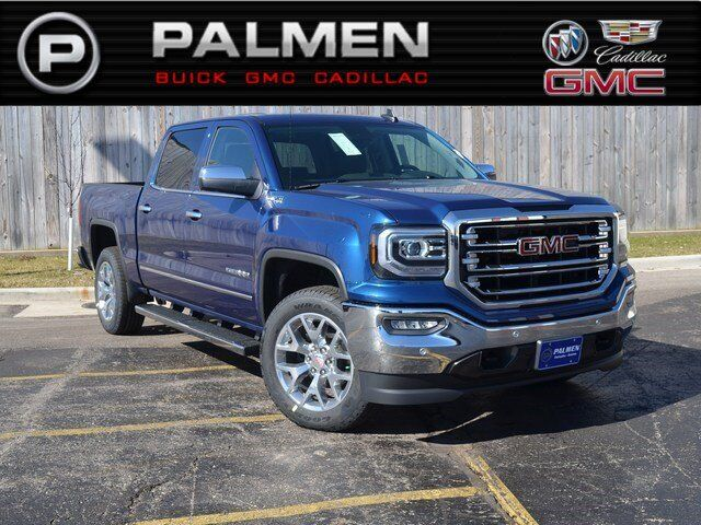 2017 gmc sierra 1500 slt kenosha wi 17458630. Black Bedroom Furniture Sets. Home Design Ideas