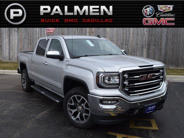 2017 gmc sierra 1500 slt kenosha wi 17114561. Black Bedroom Furniture Sets. Home Design Ideas