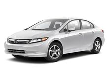 2012 Honda Civic Natural Gas Austin TX