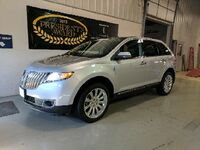 LINCOLN MKX Base AWD 4dr SUV 2015