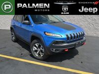 Jeep Cherokee Trailhawk 2017