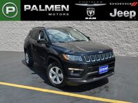 Jeep Compass Latitude 2017