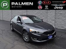 Kia Cadenza Premium 2016