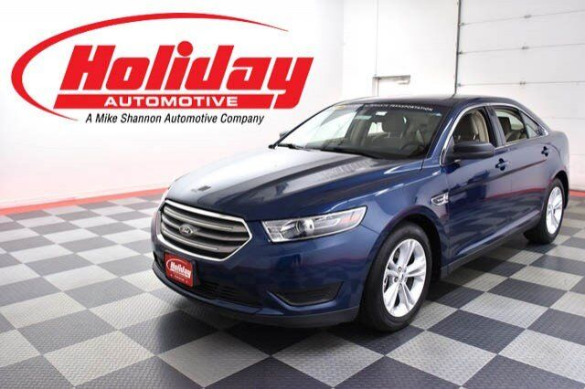 Vehicle Details 2017 Ford Taurus At Holiday Automotive