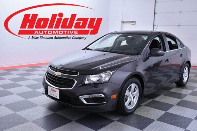 Vehicle Details 2015 Chevrolet Cruze At Holiday