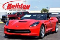 Chevrolet Corvette Stingray 2LT Convertible 2017