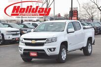 Chevrolet Colorado 4x4 Crew Cab LT 2017