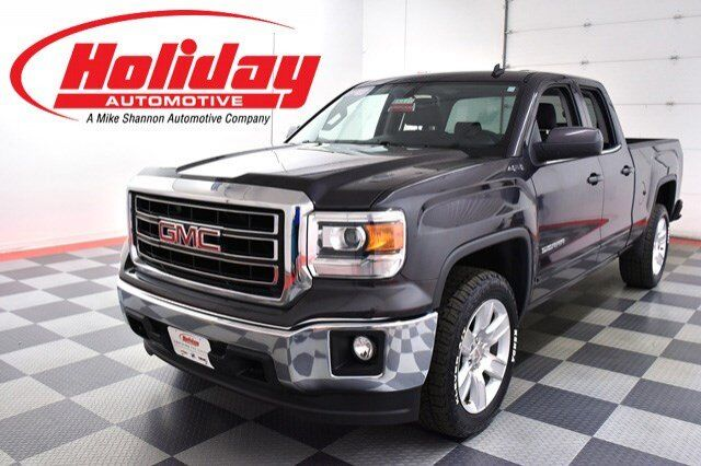 Vehicle Details 2014 Gmc Sierra 1500 At Holiday