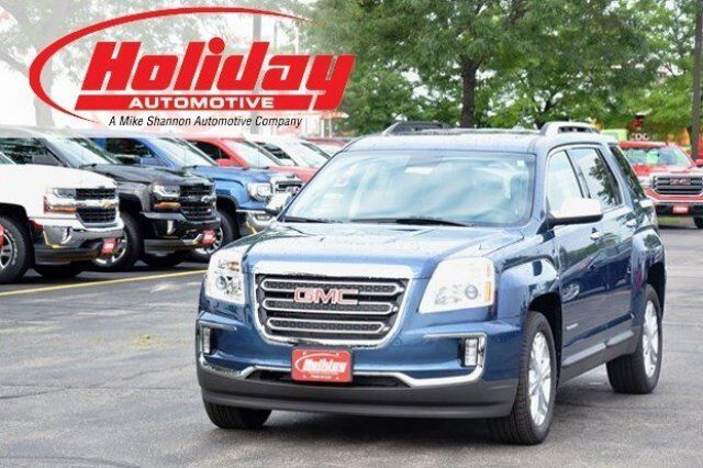 Vehicle Details 2017 Gmc Terrain At Holiday Automotive