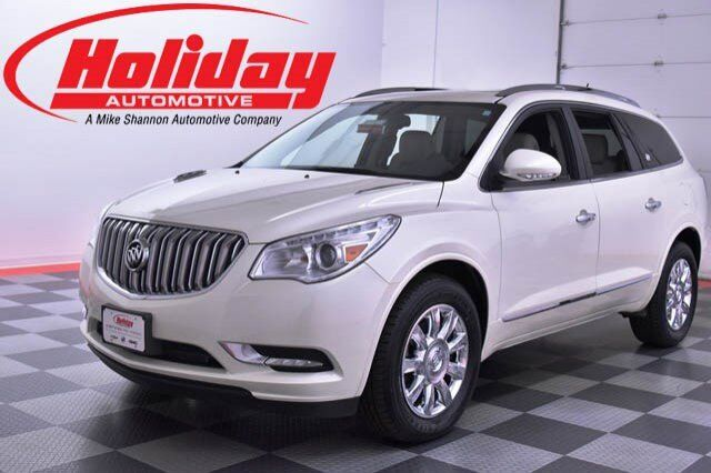 vehicle details 2015 buick enclave at holiday automotive fond du lac holiday automotive. Black Bedroom Furniture Sets. Home Design Ideas