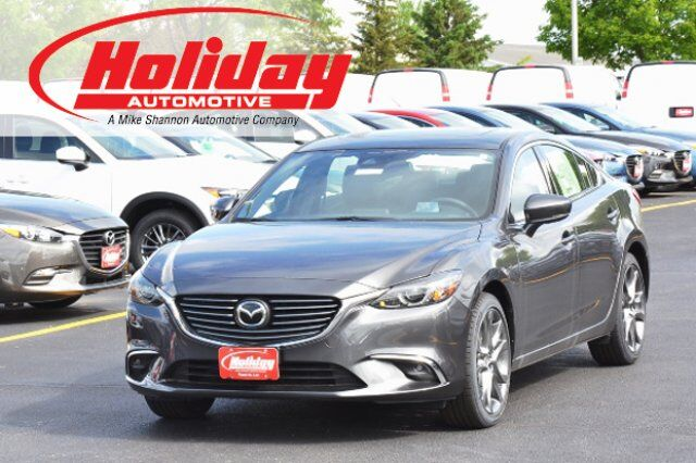 2017 Mazda Mazda6 Grand Touring Sedan Fond du Lac WI