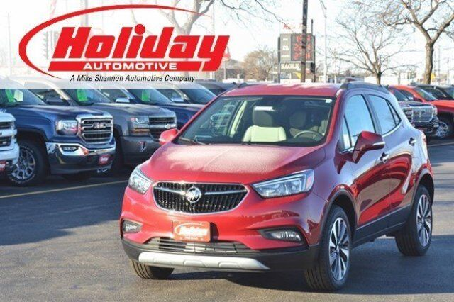 vehicle details 2017 buick encore at holiday automotive fond du lac holiday automotive. Black Bedroom Furniture Sets. Home Design Ideas