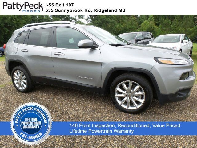 2017 Jeep Cherokee Limited FWD Jackson MS