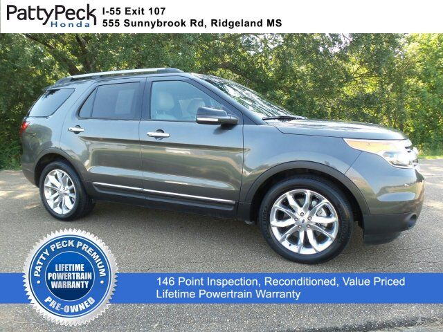 2015 Ford Explorer XLT FWD Jackson MS