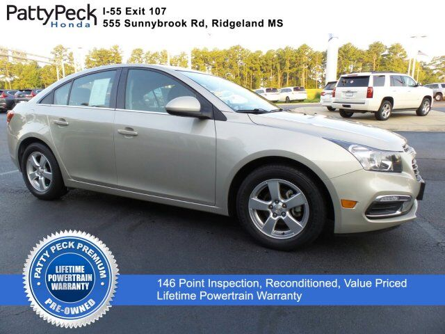 2016 Chevrolet Cruze Limited LT FWD Jackson MS