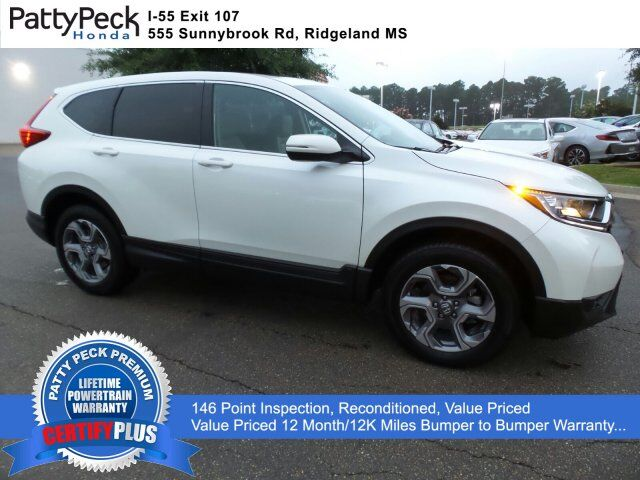2017 Honda CR-V EX-L Navigation AWD Jackson MS