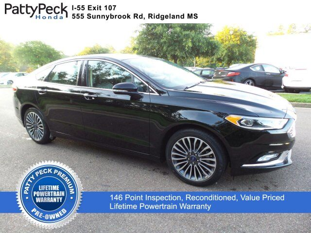 2017 Ford Fusion SE FWD Jackson MS