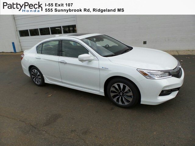 2017 Honda Accord Hybrid Touring FWD Jackson MS
