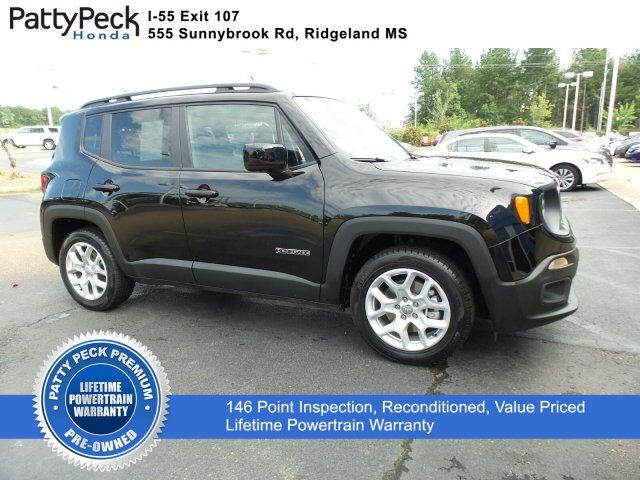 2017 Jeep Renegade Latitude FWD Jackson MS