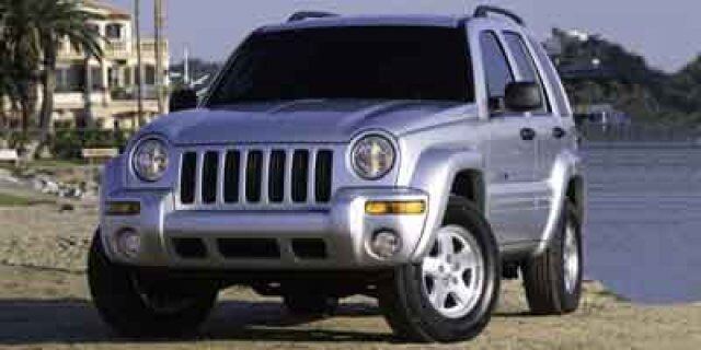 2003 Jeep Liberty Limited Green Bay WI